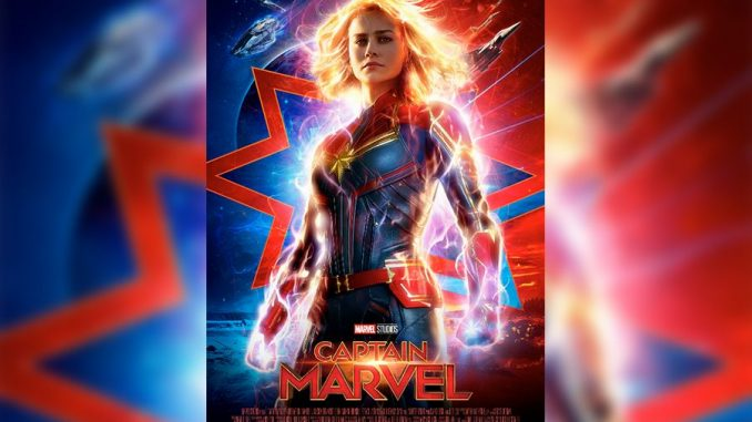 Brie Larson's Captain Marvel Conquers Trolls with Historic $455 Million Opening Weekend