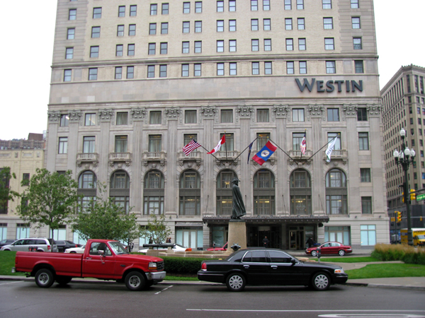 the book cadillac hotel reopens as a westin after a. Cars Review. Best American Auto & Cars Review