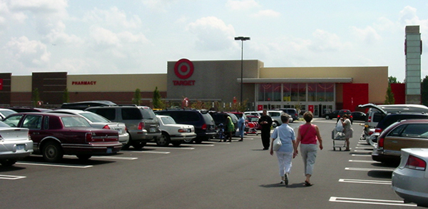 target store. This new Target store replaces