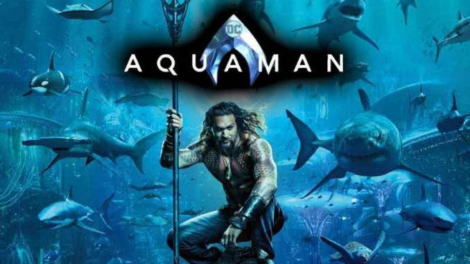 "Dc 2019 Movies Poster: Movie Review: ""Aquaman"" Is The Classic Hero's Journey With"