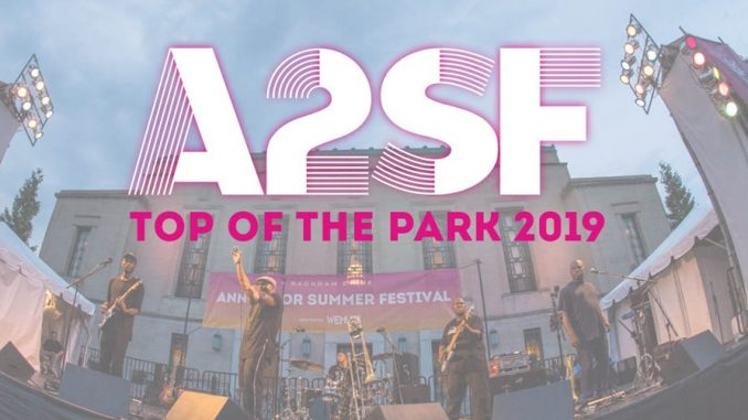 Ann Arbor Summer Festival Announces the 2019 Artists Performing at